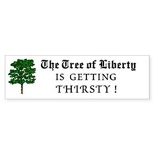 Tree of Liberty Bumper Bumper Sticker