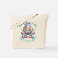 Robo-Nurse Tote Bag