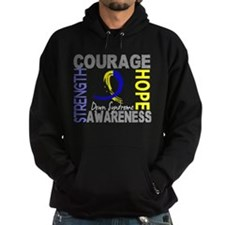 Ds Courage Faith 2 Hoodie