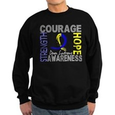 DS Courage Faith 2 Sweatshirt