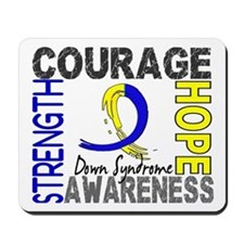 DS Courage Faith 2 Mousepad