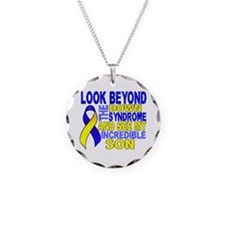 DS Look Beyond 2 Son Necklace