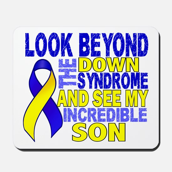 DS Look Beyond 2 Son Mousepad