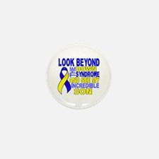 DS Look Beyond 2 Son Mini Button (10 pack)