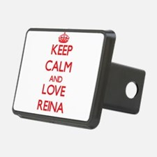 Keep Calm and Love Reina Hitch Cover