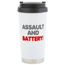 Assault Battery! Travel Mug