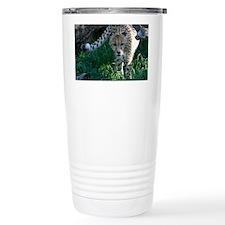 Hunting Prowling Cheeta Travel Mug