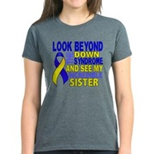DS Look Beyond 2 Sister Tee