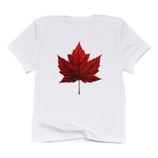 Canada Maple Leaf Souvenir Baby Infant T-Shirt