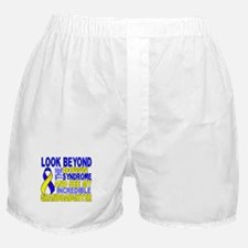 DS Look Beyond 2 Granddaughter Boxer Shorts