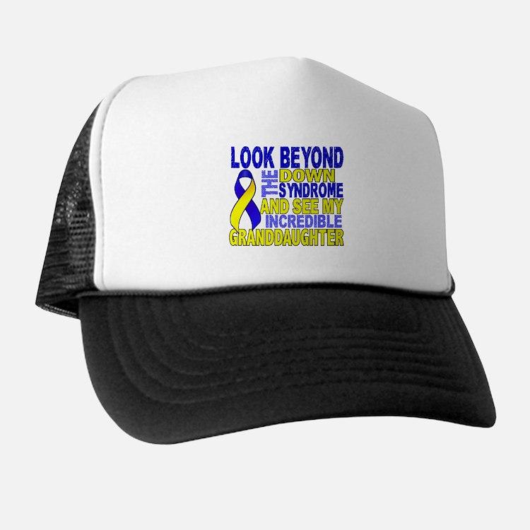 DS Look Beyond 2 Granddaughter Trucker Hat