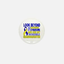 DS Look Beyond 2 Granddaught Mini Button (10 pack)