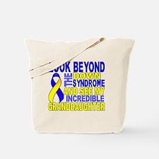DS Look Beyond 2 Granddaughter Tote Bag