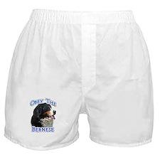 Bernese Obey Boxer Shorts