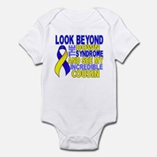 DS Look Beyond 2 Cousin Infant Bodysuit