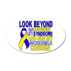 DS Look Beyond 2 Cousin Wall Decal
