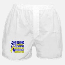 DS Look Beyond 2 Daughter Boxer Shorts