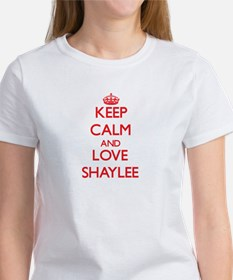 Keep Calm and Love Shaylee T-Shirt