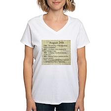 August 24th T-Shirt