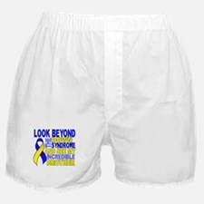 DS Look Beyond 2 Brother Boxer Shorts