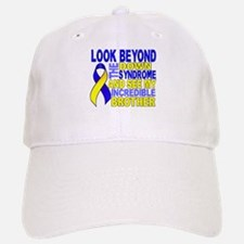 DS Look Beyond 2 Brother Baseball Baseball Cap