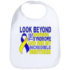 DS Look Beyond 2 Brother Bib