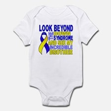 DS Look Beyond 2 Brother Infant Bodysuit