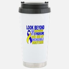 DS Look Beyond 2 Brothe Travel Mug
