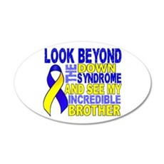 DS Look Beyond 2 Brother Wall Decal