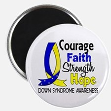 DS Courage Faith 1 Magnet
