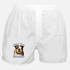 Bulldog Obey Boxer Shorts