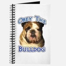Bulldog Obey Journal