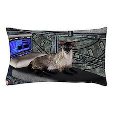 Space Cat Pillow Case