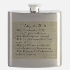 August 20th Flask