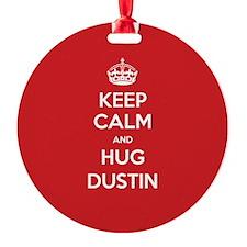Hug Dustin Ornament
