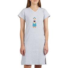 Little Dutch Girl Women's Nightshirt