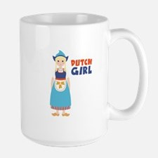 DUTCH GIRL Mugs