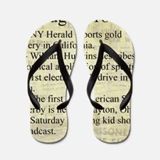 August 18th Flip Flops