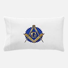 Blue Lodge Mason Pillow Case