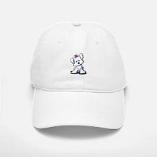 Girlie Maltese Baseball Baseball Cap