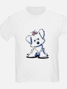 Girlie Maltese T-Shirt
