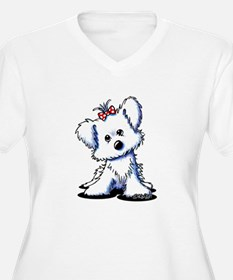 Girlie Maltese T-Shirt