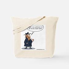 Rabbi Shabbat Control Tote Bag