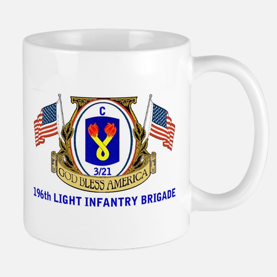 C 3/21 196th LIB Mug