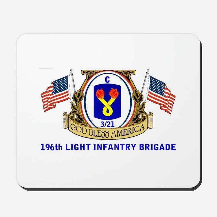 C 3/21 196th LIB Mousepad