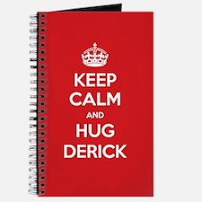Hug Derick Journal