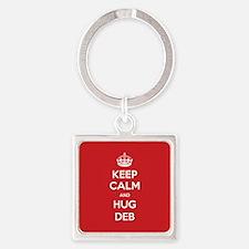 Hug Deb Keychains