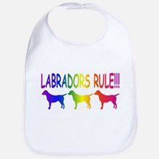 Labrador Retriever Bib