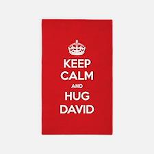 Hug David 3'x5' Area Rug