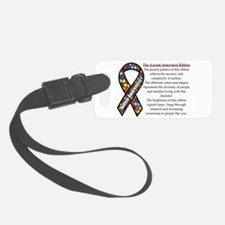 Ribbon Meaning.png Luggage Tag